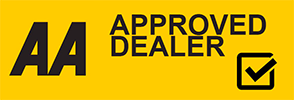 Jefferies Car Centre AA Approved Dealer